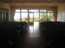 Thursday Club Wedding Indoor Ceremony