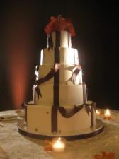 Omni San Diego Wedding Cake