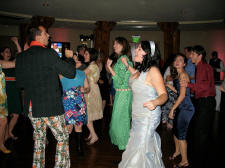 Bali Hai Wedding DJ - Disco Dancers