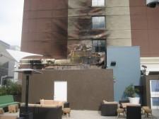 W Hotel San Diego Beach Fire