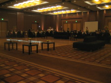 Omni San Diego Wedding Lounge Furniture