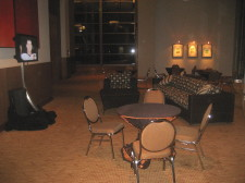 Omni San Diego Wedding Lounge