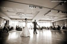 Hilton La Jolla Torrey Pines Wedding Reception Dance