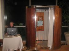 Hilton La Jolla Torrey Pines Wedding Photo Booth