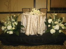 Rancho Bernardo Inn Wedding Reception Aragon Ballroom