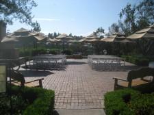 Rancho Bernardo Inn Veranda Ceremony