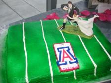 San Diego Groom's Cake