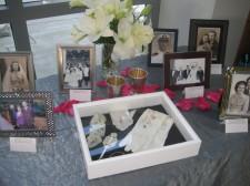 Wedding Memories Table