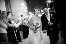 MOCA Wedding Exit