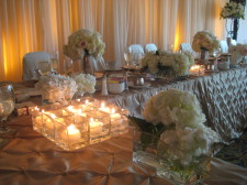 Kona Kai Wedding Head Table