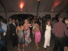 Pala Mesa Resort Wedding Dance