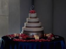 La Jolla Wedding Cake - No Lights