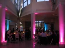 Uplighting Museum Of Contemporary Art La Jolla