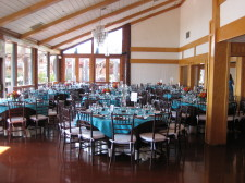 Marina Village Seaside Room Wedding
