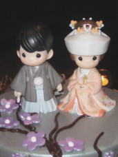 Omni San Diego Wedding Cake Topper