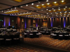 Omni San Diego Wedding Uplights