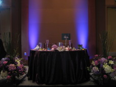 Omni San Diego Wedding Uplights 2