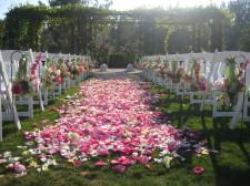 Rancho Bernardo Inn Aragon Lawn Ceremony