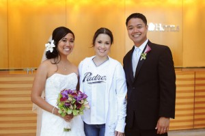 Lea Salonga at Omni Wedding 8-28-10