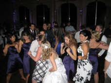 Bahia San Diego Wedding Reception DJ