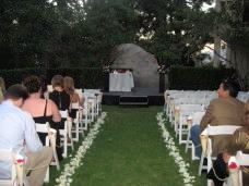 Rancho Bernardo Inn Valencia Lawn Ceremony