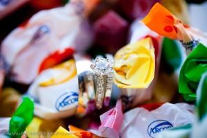 L'Auberge Del Mar Wedding Rings