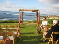San Diego Wedding Bowl La Jolla Ceremony