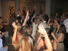 Museum Of Contemporary Art La Jolla Wedding DJ