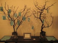 Wedding Wish Them Well Congratulations Tree