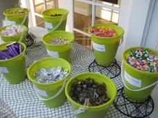 Fun San Diego Wedding Candy Bar