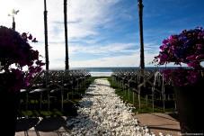 Scripps Forum La Jolla Wedding Ceremony