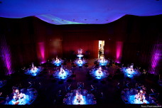 Scripps Forum La Jolla Wedding Uplighting
