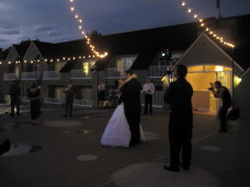 L'Auberge Del Mar Wedding First Dance
