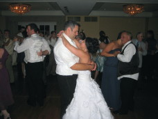 L'Auberge Del Mar Wedding Slow Dance