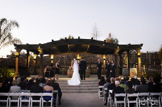 Wilson Creek Winery Wedding Ceremony
