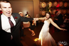 Wilson Creek Winery Wedding DJ