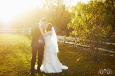 Wilson Creek Winery Wedding Kiss