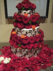 Estancia La Jolla Wedding Cake