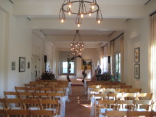 Estancia La Jolla Wedding Ceremony