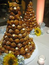 San Diego Wedding Croquembouche