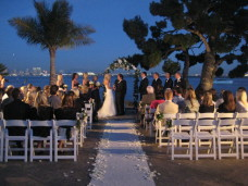 Bali Hai San Diego Wedding Ceremony