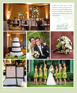 San Diego Wedding DJ in Ceremony Magazine