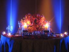 Fire & Ice Wedding Theme