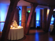 Bali Hai San Diego Wedding Uplighting