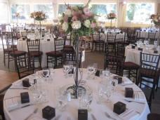 Los Willows Fallbrook Wedding Centerpieces