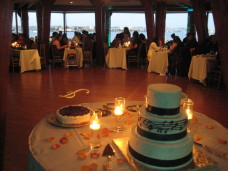 San Diego Wedding Gobo Monogram Projection