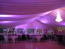 Los Willows Fallbrook Wedding Uplighting