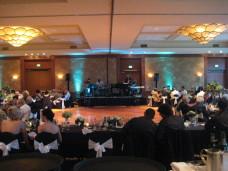 Hilton La Jolla Torrey Pines Wedding Band