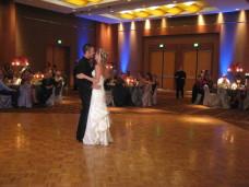 Omni San Diego Wedding First Dance