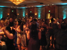 Hilton La Jolla Torrey Pines Wedding DJ
